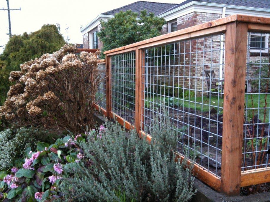 Best Fencing for Vegetable Gardens