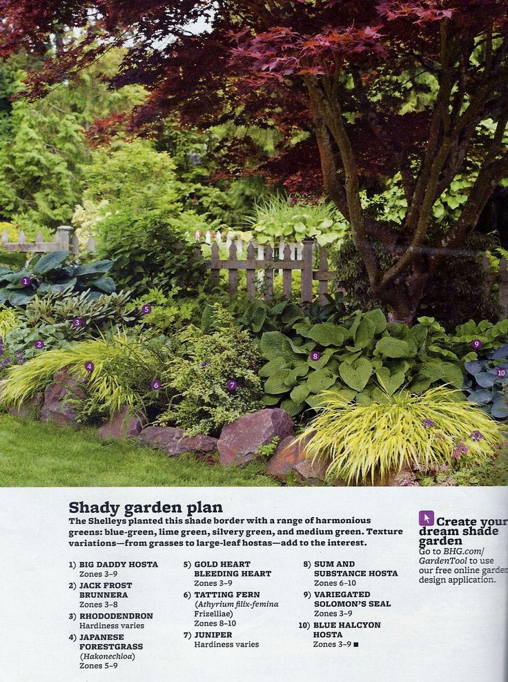 Better Homes And Gardens Perennial Garden Plans Garden