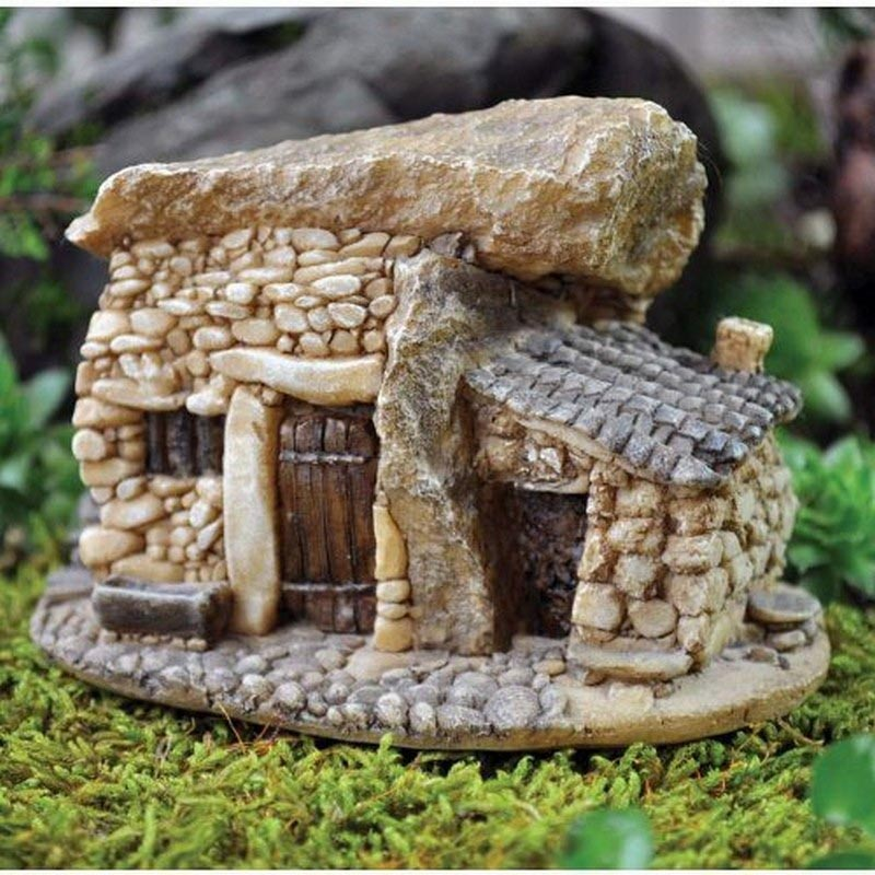 Build Fairy Garden House