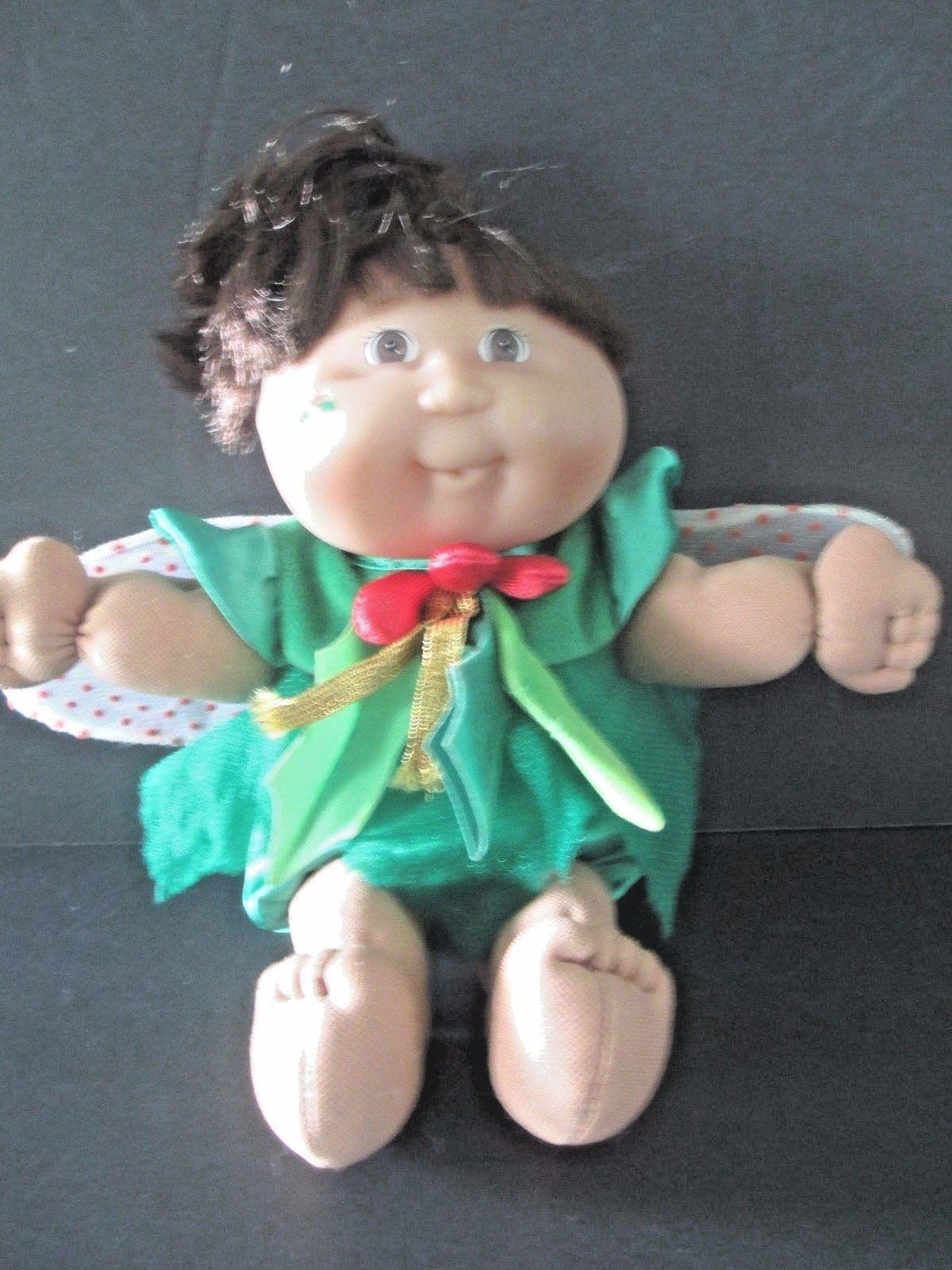Cabbage Patch Garden Fairies