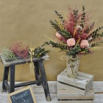 DIY Dried Flower Arrangements
