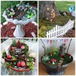 DIY Fairy Garden Crafts