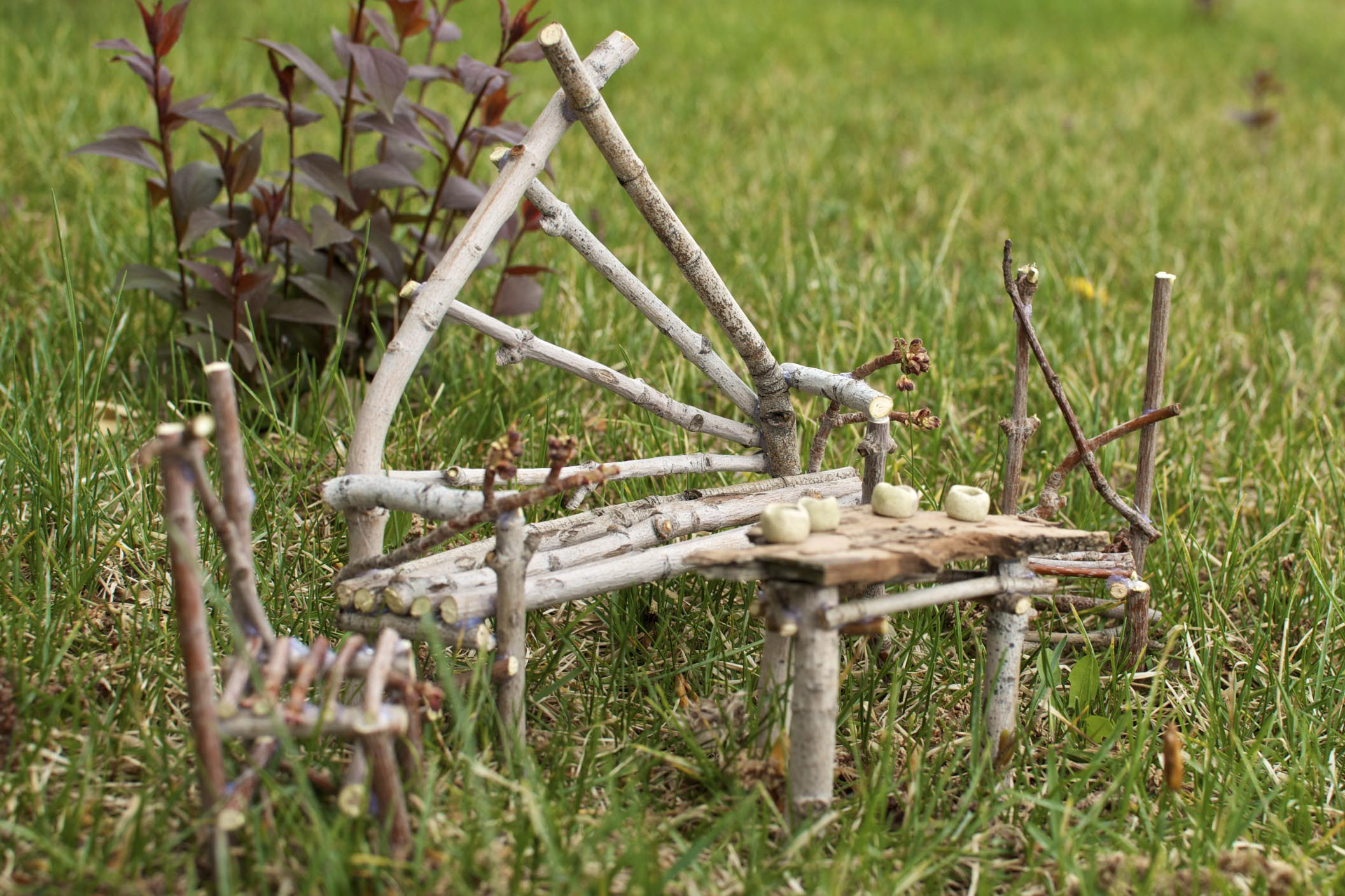 how to make fairy garden furniture homedesignwiki your own