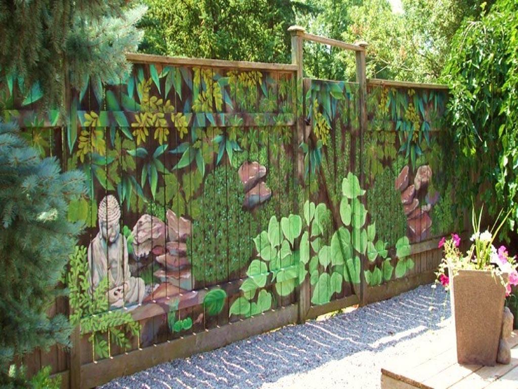 DIY Garden Fence Plans