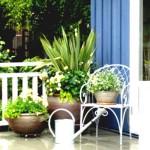 DIY Herb Garden Planter