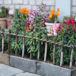 DIY Small Garden Fence