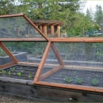 DIY Vegetable Garden Fence Ideas