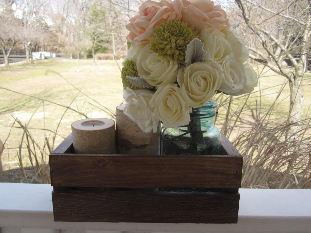 DIY Wooden Planter Boxes