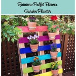 Do it Yourself Pallet Herb Garden
