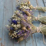 Dried Flower Arrangements for Weddings