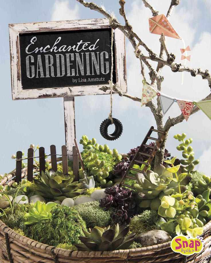 Enchanted Gardens Fairy Garden Accessory Kit
