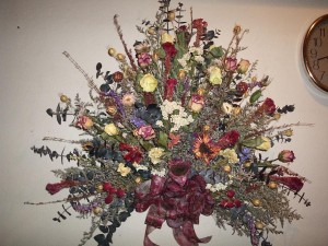 Eucalyptus Dried Flower Arrangements