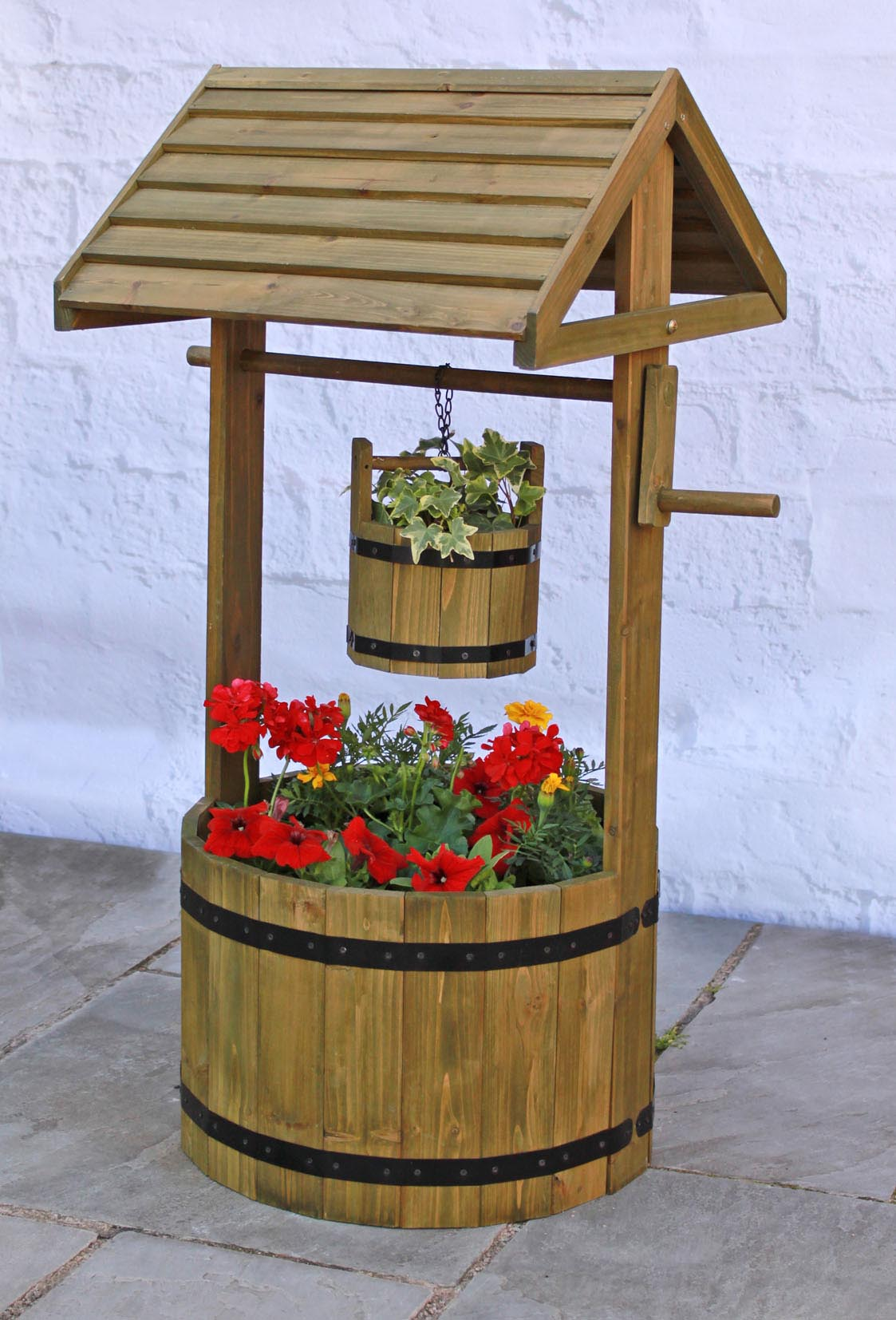 Extra Large Wooden Garden Planters