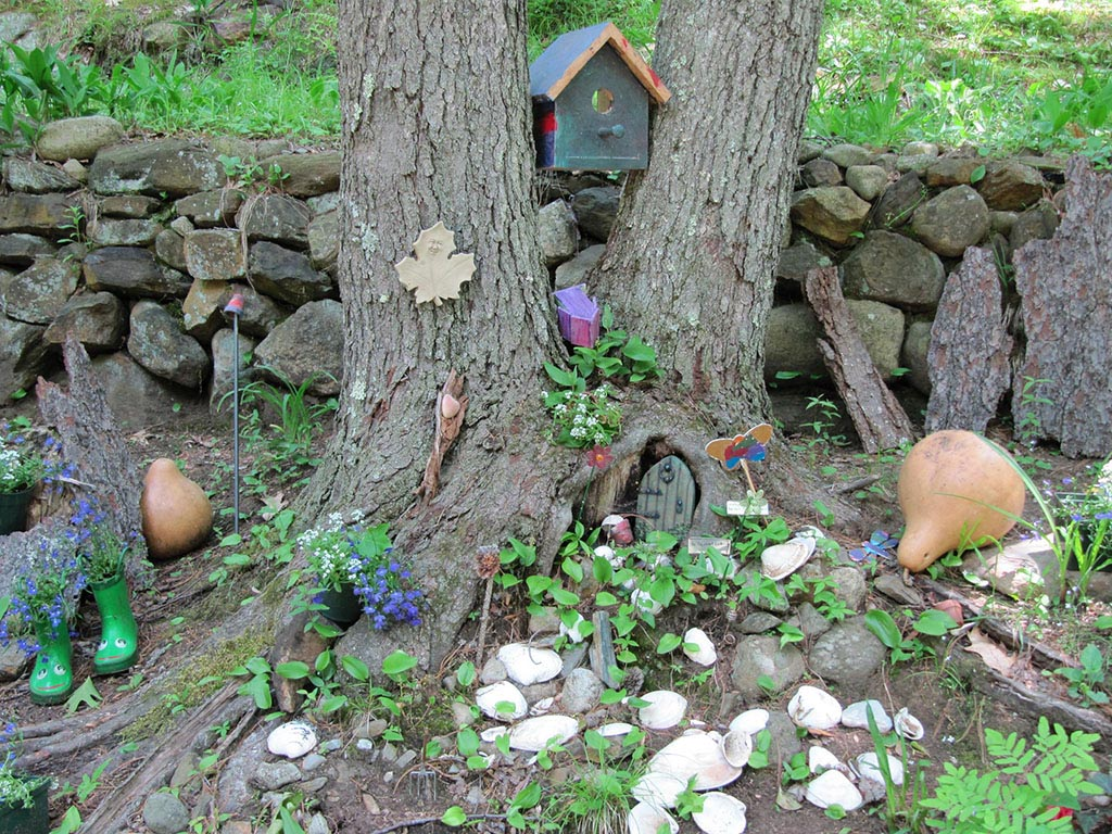 Fairies for Garden Decor