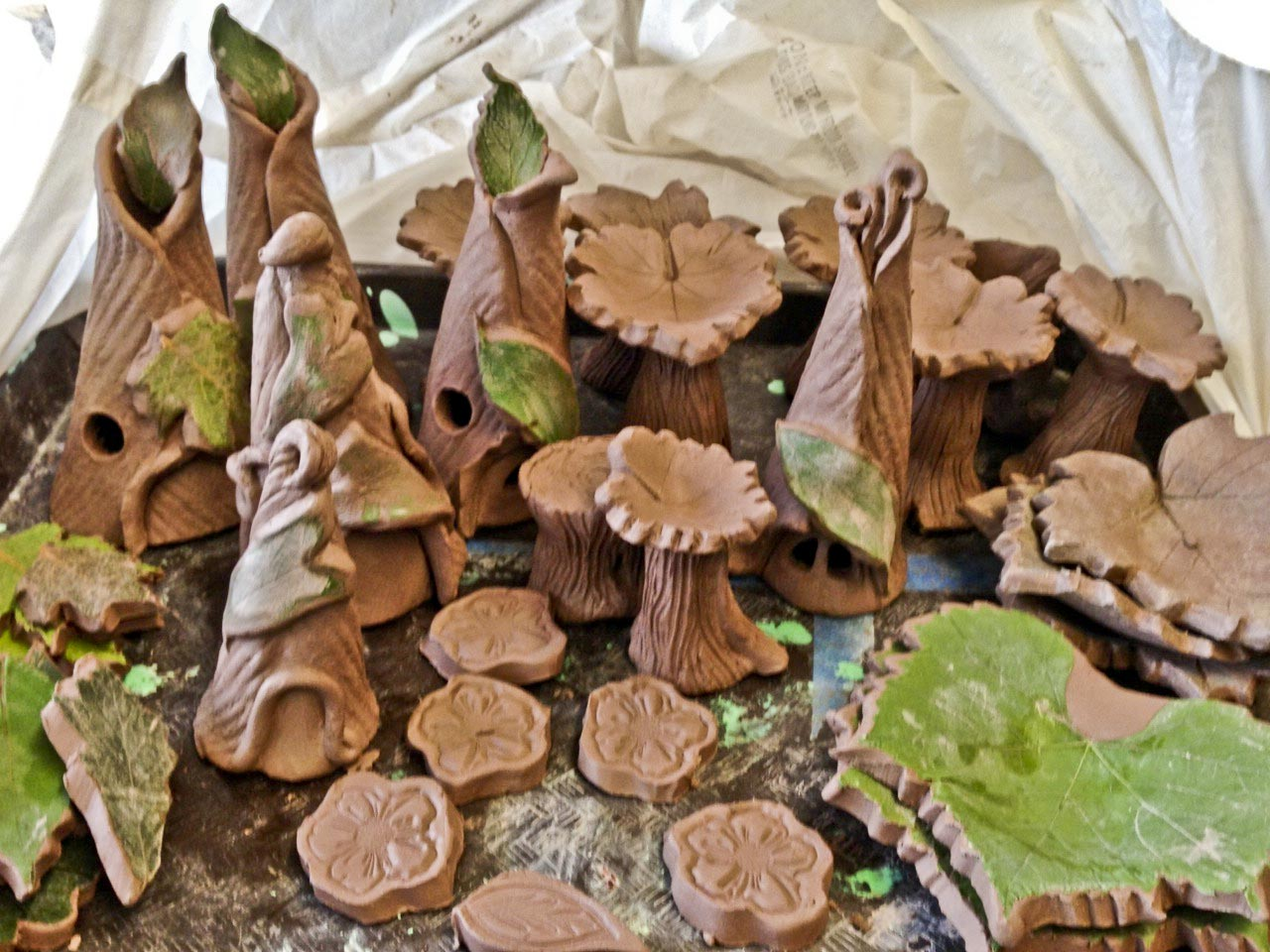 Fairy Accessories for Gardens