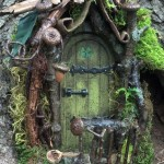 Fairy Door for Garden