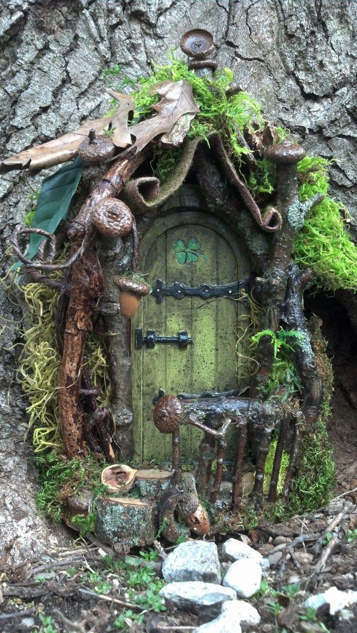 Fairy Door for Garden