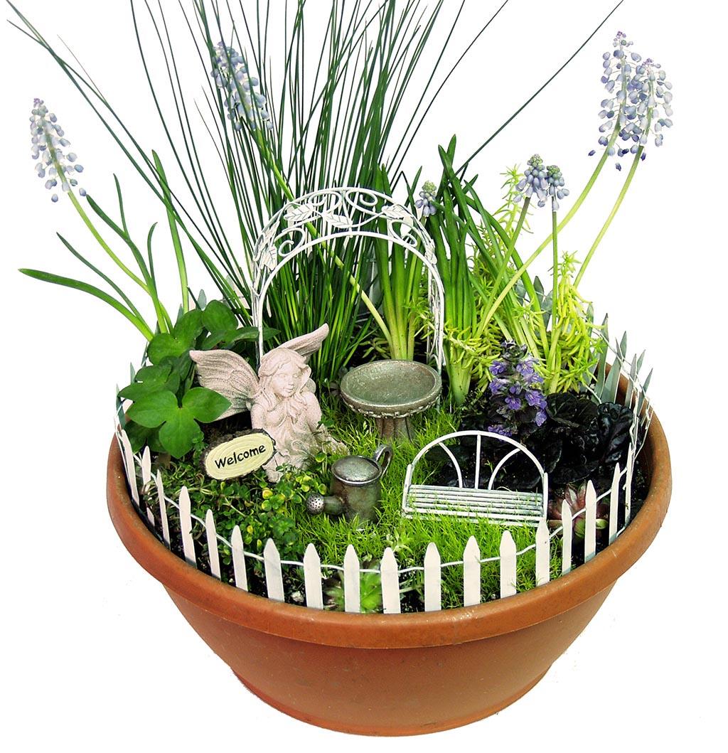 Fairy Garden Accessory Kit