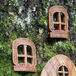 Fairy Garden Doors and Windows
