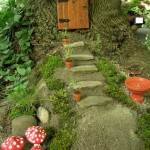Fairy Garden Doors for Trees