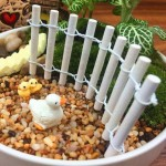 Fairy Garden Fence DIY