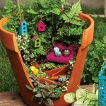 Fairy Garden Flower Pots
