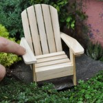 Fairy Garden Furniture to Make