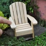 Fairy Garden Furniture to Make