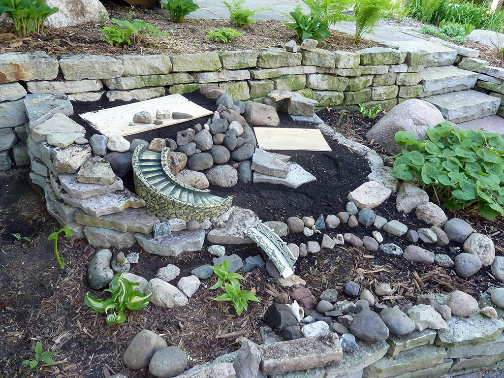 Fairy Garden House Plans