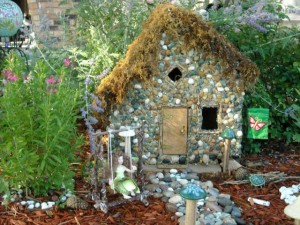 Fairy Garden Houses Concrete