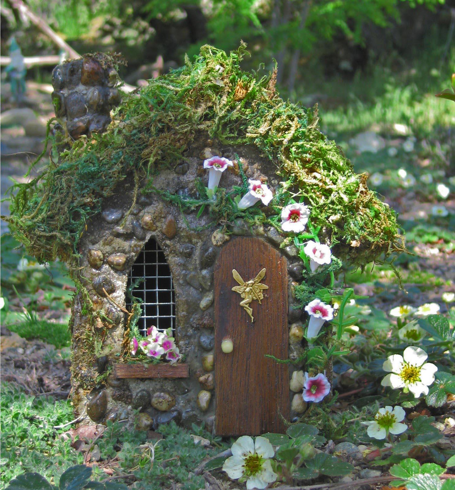 Fairy Garden Houses Outdoor