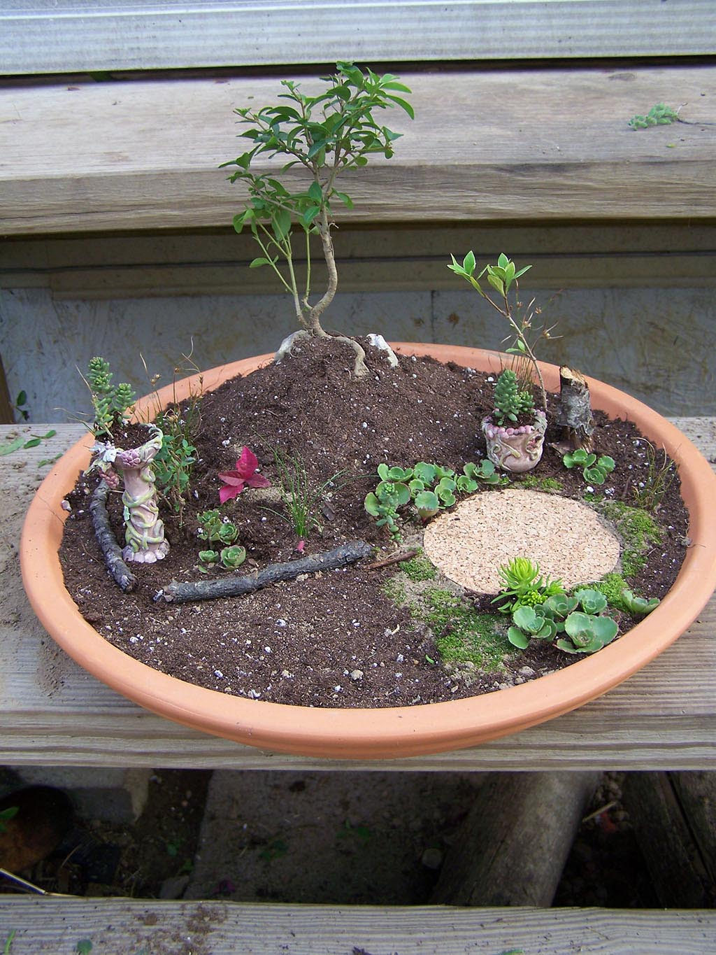 Fairy Garden Miniatures Supplies