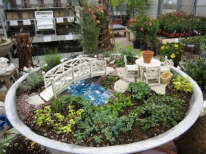 Fairy Garden Planter Ideas