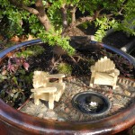Fairy Garden Pond DIY