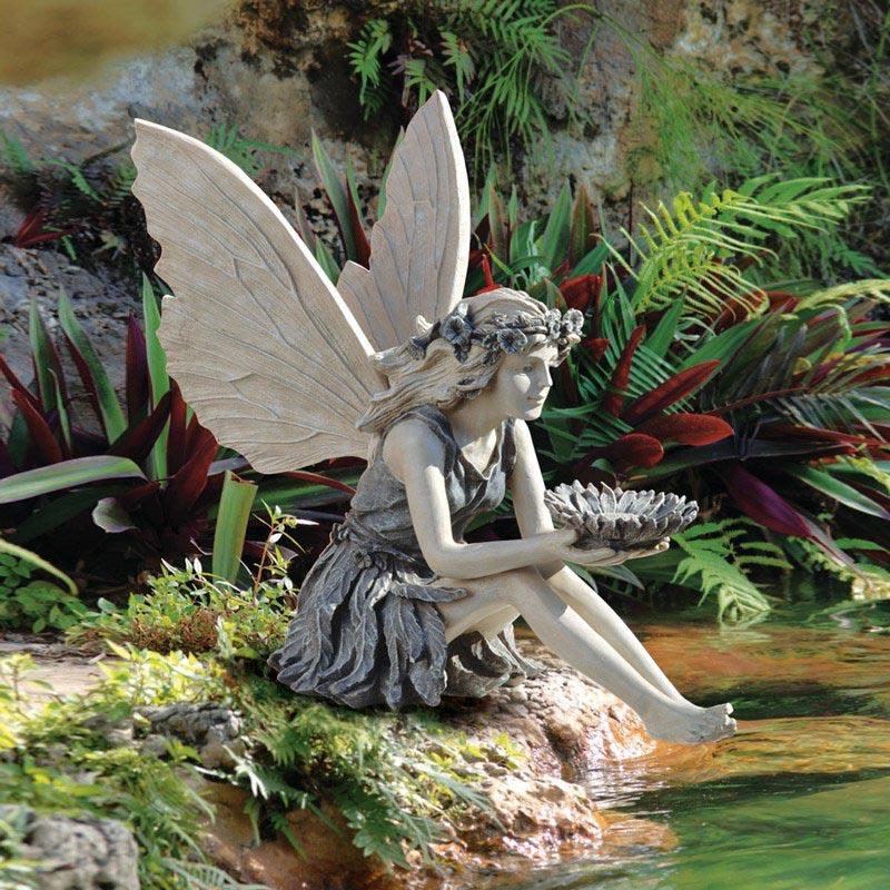 Fairy Garden Statues Resin