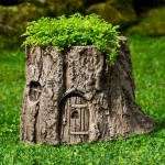 Fairy Garden Tree Door