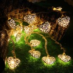 Fairy Lights Outdoor Garden