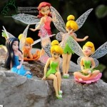 Flower Fairies Garden Figurines