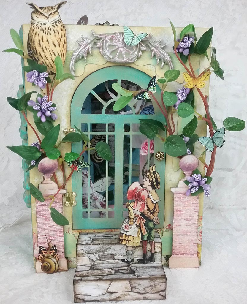 Flower Fairies Secret Garden