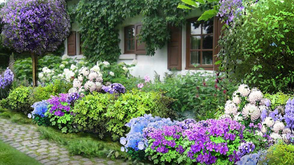 Free Flower Garden Planner