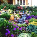 Full Sun Perennial Garden Plans
