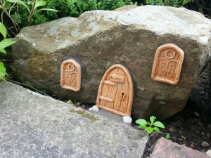 Garden Fairy Doors and Windows