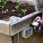 Garden Solar Electric Fence Kit