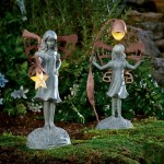 Garden Statues of Fairies