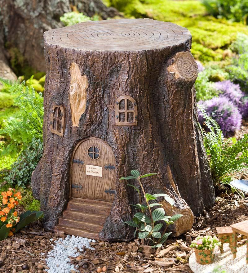 Garden Tree Fairy Doors