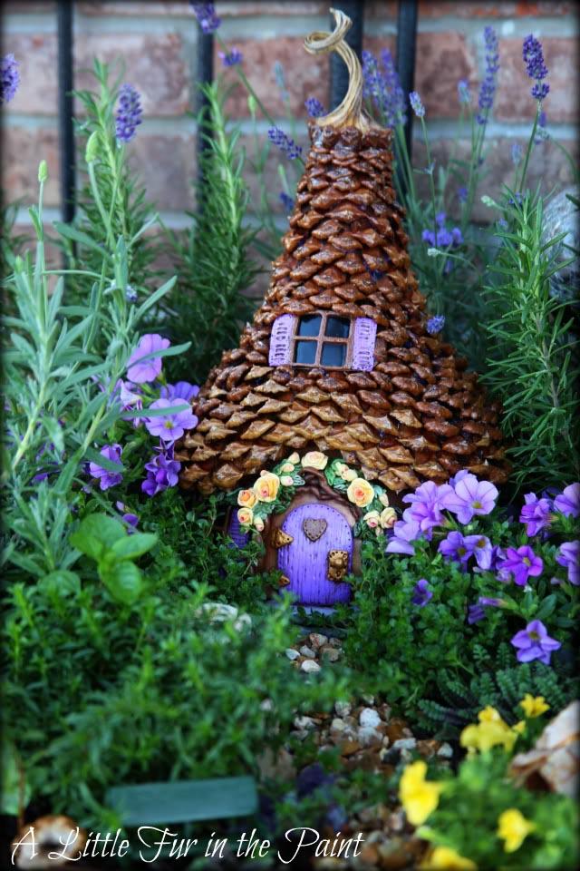 Gourd Fairy Houses Garden