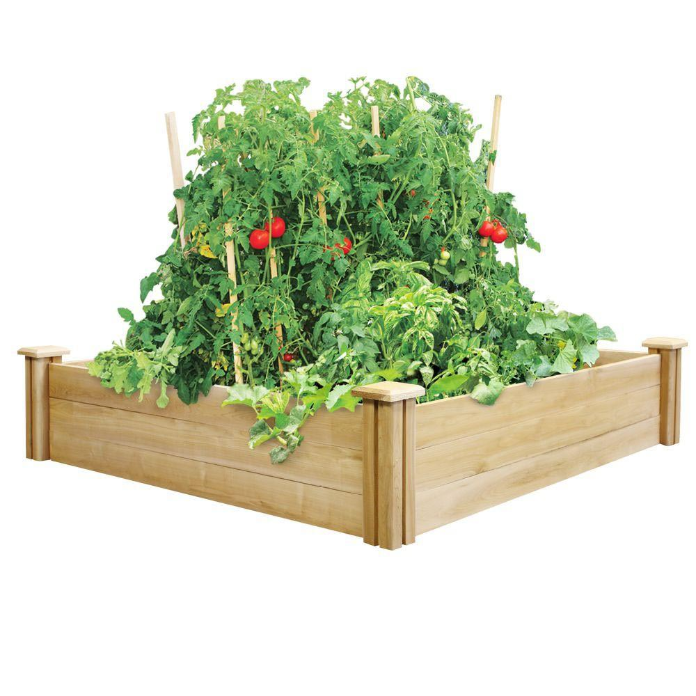 Greenes Fence Company Raised Garden Kit