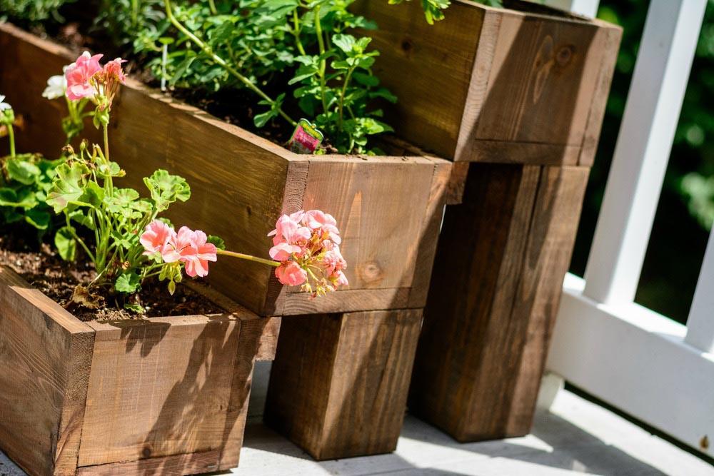 Herb Garden Box Plans