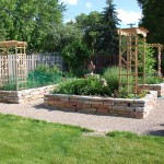 Herb Garden Raised Bed Plans
