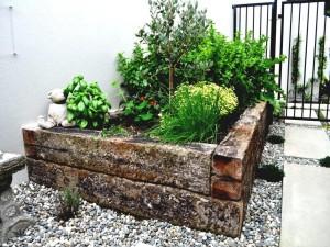 Herb Garden Raised Planter